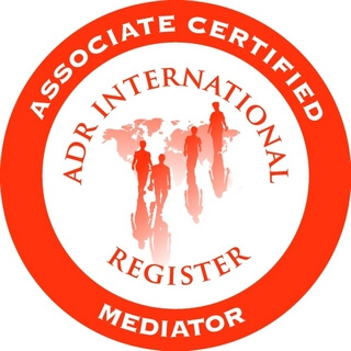 ADR associate certified mediator